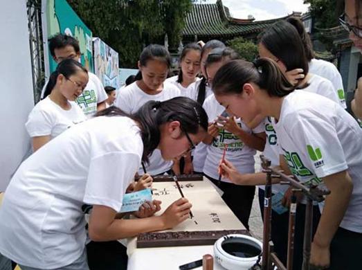 云南希望工程:精准扶贫让孩子有未来